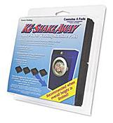 KE Shake Away™ Space Saver Pads Packaging